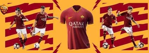 camisetas del AS Roma baratas