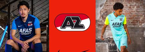 camisetas del AZ Alkmaar baratas
