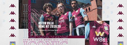 camisetas del Aston Villa baratas