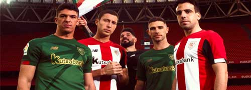 camisetas del Athletic Bilbao baratas