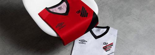 camisetas del Athletico Paranaense baratas