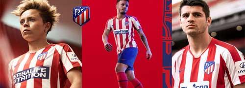 camisetas del Atletico Madrid baratas