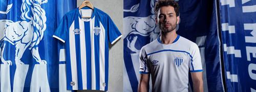 camisetas del Avai FC baratas