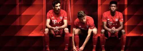 camisetas del Bayern Munich baratas
