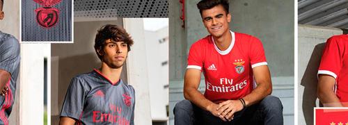 camisetas del Benfica baratas