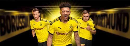 camisetas del Borussia Dortmund baratas