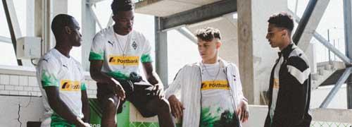 camisetas del Borussia Monchengladbach baratas