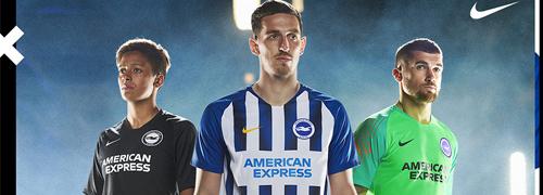 camisetas del Brighton & Hove Albion baratas