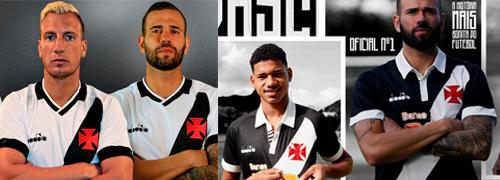 camisetas del CR Vasco da Gama baratas