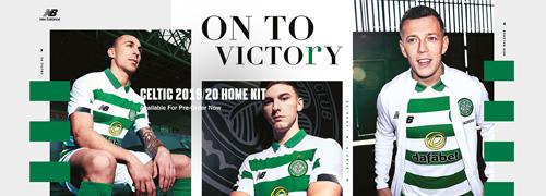 camisetas del Celtic baratas