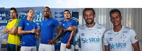 camisetas del Cruzeiro baratas