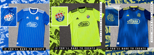 camisetas del Dinamo Zagreb baratas