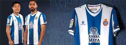 camisetas del Espanyol baratas