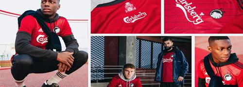 camisetas del F.C. Copenhagen baratas