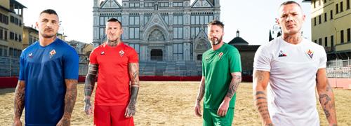 camisetas del Fiorentina baratas