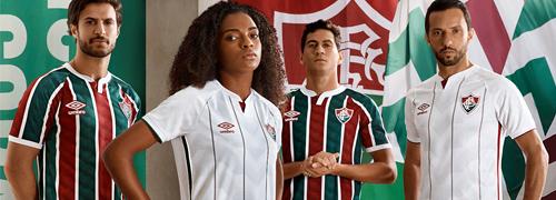 camisetas del Fluminense baratas