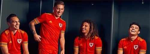 camisetas del Gales baratas