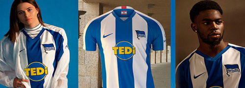 camisetas del Hertha BSC baratas