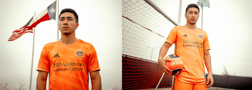 camisetas del Houston Dynamo baratas