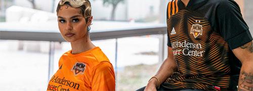 camisetas del Houston Dynamo baratas
