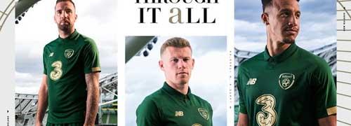 camisetas del Irlanda baratas