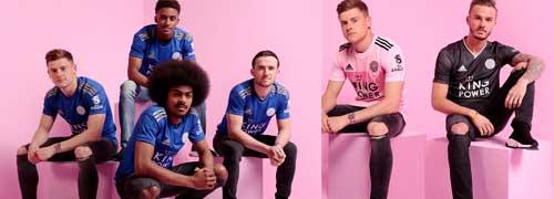 camisetas del Leicester City baratas