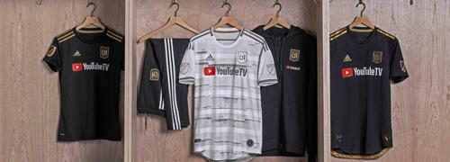 camisetas del Los Angeles FC baratas