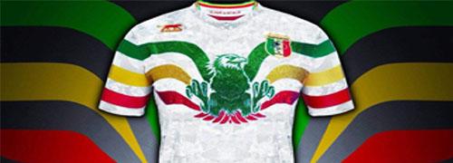 camisetas del Mali baratas