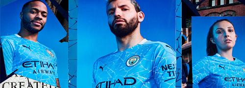 camisetas del Manchester City baratas