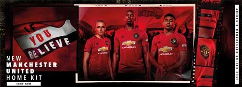 camisetas del Manchester United baratas