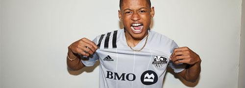 camisetas del Montreal Impact baratas