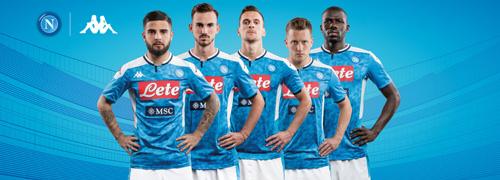 camisetas del Napoli baratas