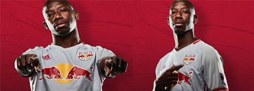 camisetas del New York Red Bulls baratas