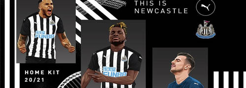 camisetas del Newcastle United baratas