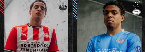 camisetas del PSV baratas