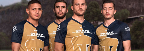 camisetas del Pumas UNAM baratas