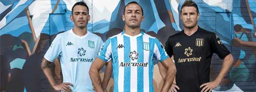 camisetas del Racing Club baratas