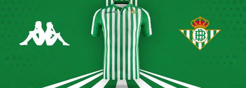 camisetas del Real Betis baratas