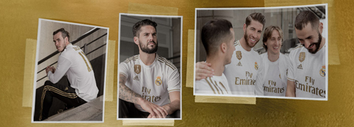 camisetas del Real Madrid baratas