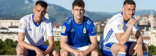 camisetas del Real Oviedo baratas