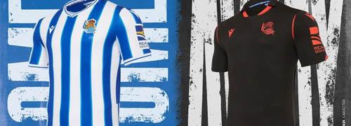 camisetas del Real Sociedad baratas