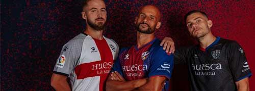 camisetas del SD Huesca baratas
