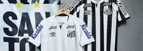 camisetas del Santos baratas