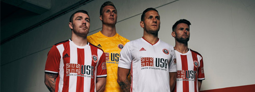 camisetas del Sheffield United baratas