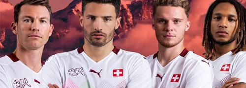 camisetas del Suiza baratas