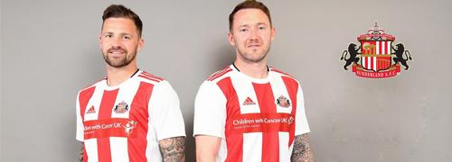 camisetas del Sunderland baratas