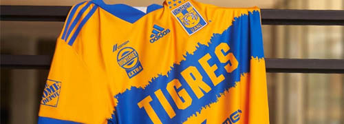 camisetas del Tigres UANL baratas
