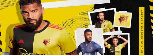 camisetas del Watford baratas