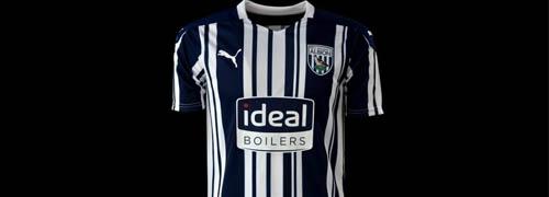 camisetas del West Bromwich Albion baratas