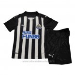 Camiseta Newcastle United 1ª Nino 2020-2021